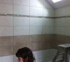 Salle de bain des parents.