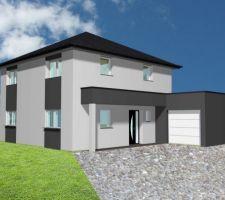 la maison de nos reves realisation logis style nouvelle eglise