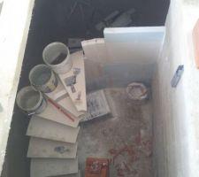 Montage escalier voûte sarrasine
