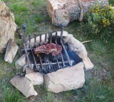 barbecue facon scout