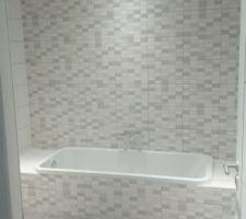 La salle de bain des petits
