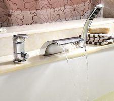 Mitigeur cascade pour notre baignoire :-)