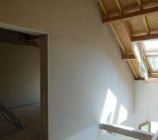 Plâtre étage