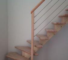 l escalier sur mesure