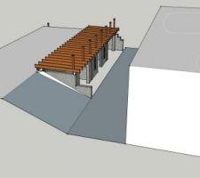 projet et maison