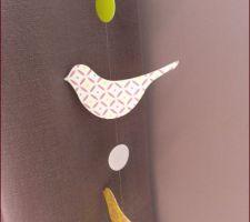 Guirlande papier