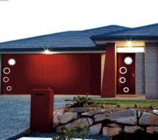 Notre choix de portes corrdonées de la gamme Solea de FAME/MID mais choix en blanc