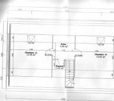 notre projet dans le 02 voici les plans definitifs