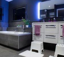 Photos et id es salle de bain meubles leroy merlin 582 - Salle de bain leroy merlin 3d ...