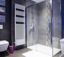 Photos et id es salle de bain meubles leroy merlin 582 - Tablette salle de bain leroy merlin ...