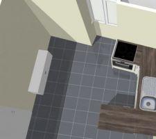 vue d en haut cuisine