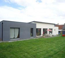 maison moderne dans le 22