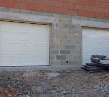 porte de garages motorisees