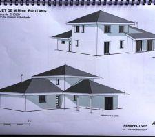projet maison artis 138m2