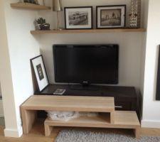 le nouveau meuble tele