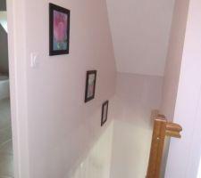 Mon escalier est