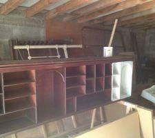 patine ancien meuble d avocat