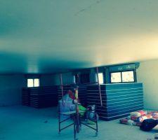 plafond fini