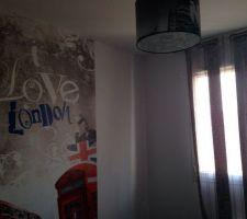 chambre du grand ambiance city avec londres