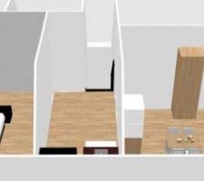 etage cote sud