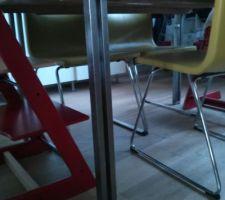 new table de sam