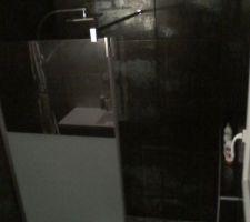 paroi de douche posee ya plus qu a prendre une bonne douche