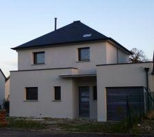 notre maison rt 2012 pres de vitre