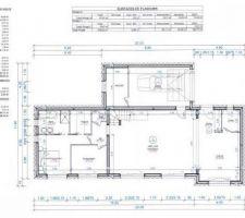 plans rdc garage