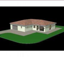 voila a quoi va ressembler notre future maison