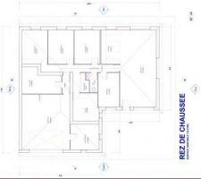 plan de notre future maison si vous avez des conseils ou des suggestions je suis preneurmerci d avance