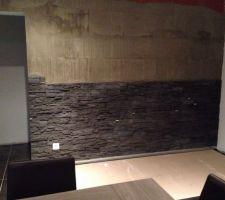 mur de parement suite du mur ce qui est fait n est plus a faire ce qui n est pas fait est a faire