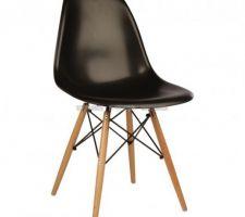 chaise a coque imitation chaise eames