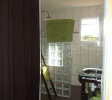 rideaux salle de bain trouves et poses enfin