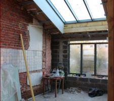 Nouvelles fenêtres alu posées