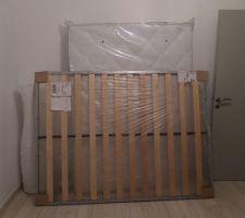 Livraison des meubles
