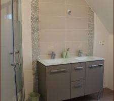 Photos et id es salle de bain meubles leroy merlin 558 - Devis salle de bain leroy merlin ...
