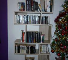 Cadeau de Noël :) Ma bibliothèque