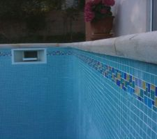 Photos et id es piscine liner turquoise 99 photos for Liner piscine turquoise