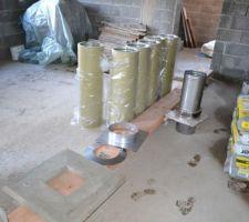 materiel pour cheminee
