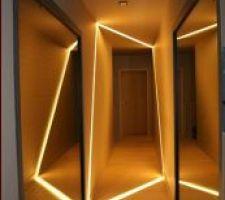 luminaire couloir patios