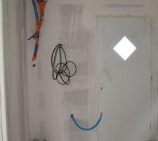emplacement de la pompe a chaleur duo chauffage et eau chaude sanitaire