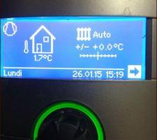 mise en route pompe a chaleur