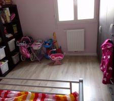 chambre de la petite