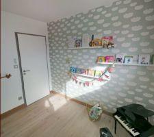 La chambre de bébé :) Ambiance générale