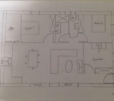 plan que je soumets au constructeur pour finalisation