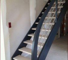 exemple de type d escalier