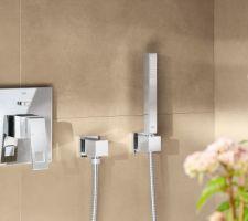 Notre choix pour la douche de la salle d'eau