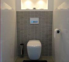 Inspiration WC du bas - ambiance zen