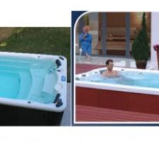 notre futur spa de nage