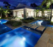 Ilots piscine